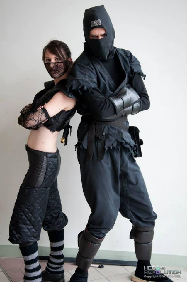 Duo Ninja